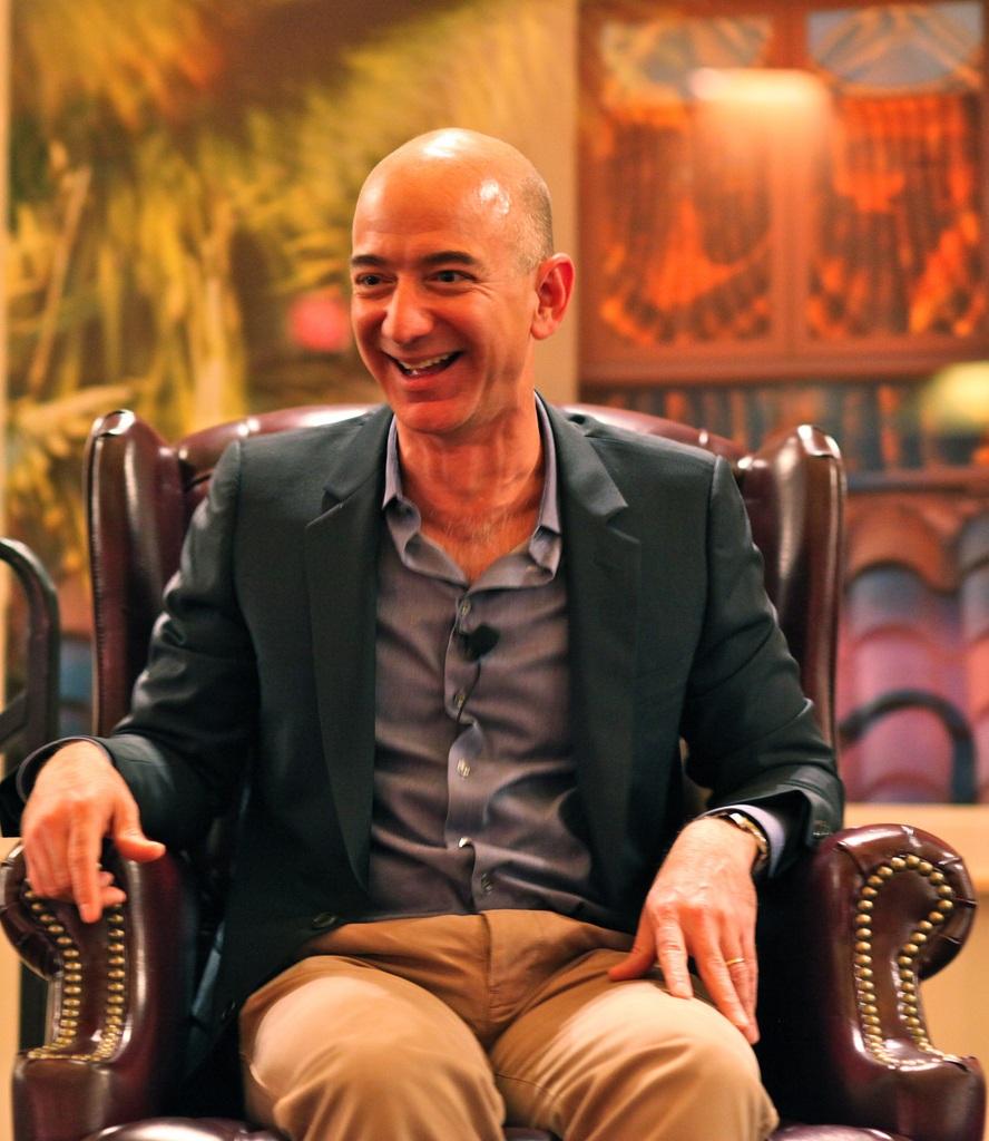 Successful Entrepreneur - Jeff Bezos