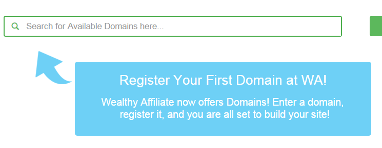 Domain Registration at SiteDomain