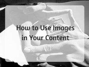 How to Use Images in Web Content