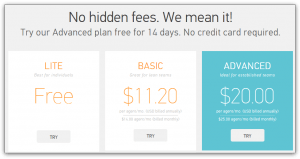 Zopim's Pricing Plan