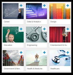 The Various Topics on SlideShare