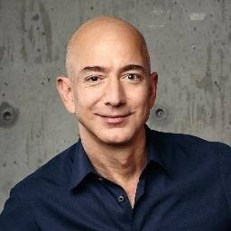 Jeff Bezos, Founder of Amazon