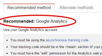 How to Verify Google Webmaster Tools