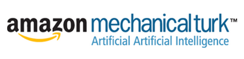 Amazon Mechanical Turk Logo