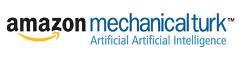 Amazon Mechanical Turk Logo