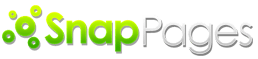 SnapPages Logo