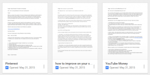 Why Use Google Docs for Your Business