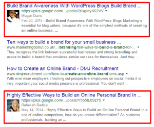 Why Google Plus Authorship Is Important