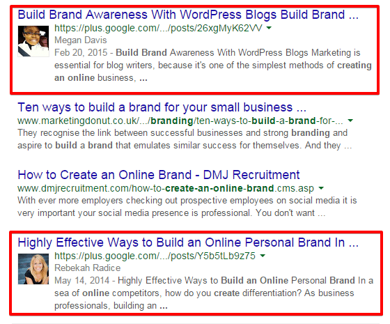 The Importance of Google Plus Authorship
