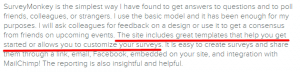 SurveyMonkey Review 4
