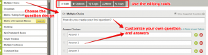 How to Design Your Questions on SurveyMonkey