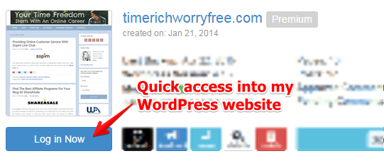 Easy Access to My WordPress Website with SiteRubix
