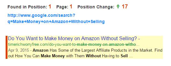 Ranking Top on Google Using Jaaxy