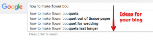 How to Make Flower Bouquets - Google Instant