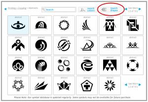 Symbol Based Designs