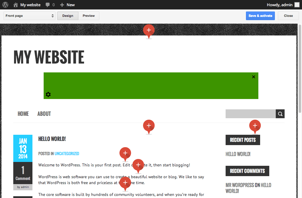 Official Google Adsense Plugin Functions