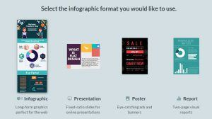 How to Create Your Own Infographic for Free - Select A Template