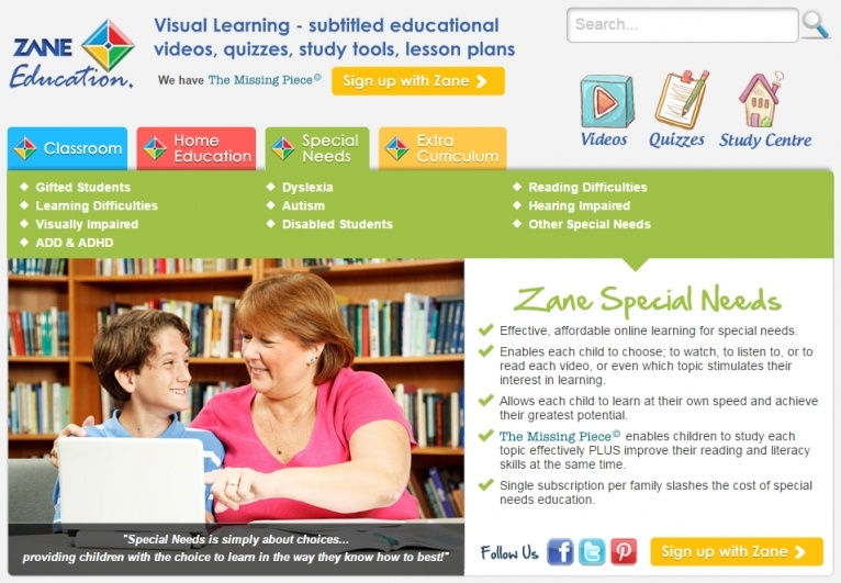Membership Site by Zane Education