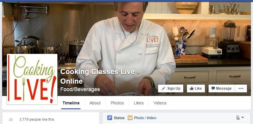 Teaching Online Classes on Facebook