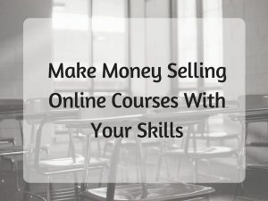 Make Money Selling Online Courses