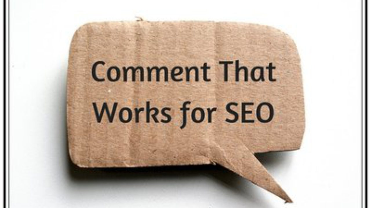 How to Do Blog Comments for SEO - Affiliate Marketing Tips