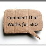 How to Do Blog Comments for SEO