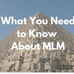 6 Things to Know About MLM