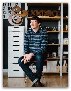 Online Entrepreneur Jeff Sheldon from Ugmonk