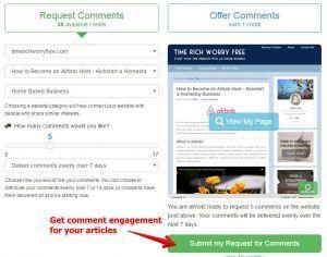 SiteComments Features