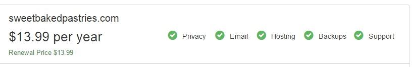 SiteDomain Features