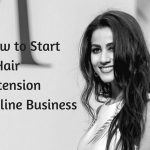 Hair Extension Online Business