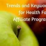 Health Food Affiliate Programs