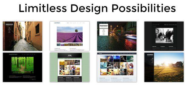 Photocrati WordPress Themes