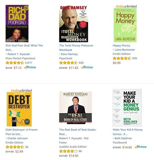Money Management Books