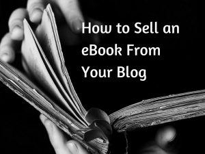 How to Sell an Ebook Online