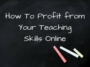 How to Make More Money as a Teacher Online