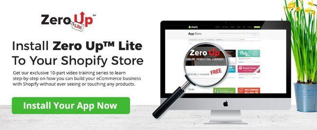 Zero Up Lite App