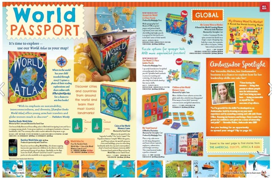 Barefoot Books Online Catalog