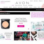 An Example of Avon Consultant Site