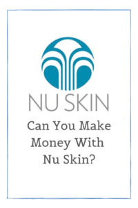 Can You Make Money With NuSkin