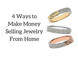 4 Ways to Make Money Selling Jewelry From Home