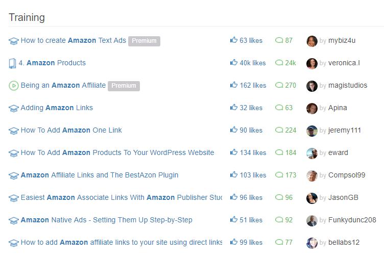 Amazon Training Resources in WA