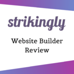 Strikingly Website Builder Review