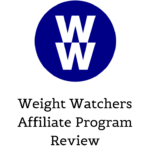 WeightWatchers Affiliate Program Review