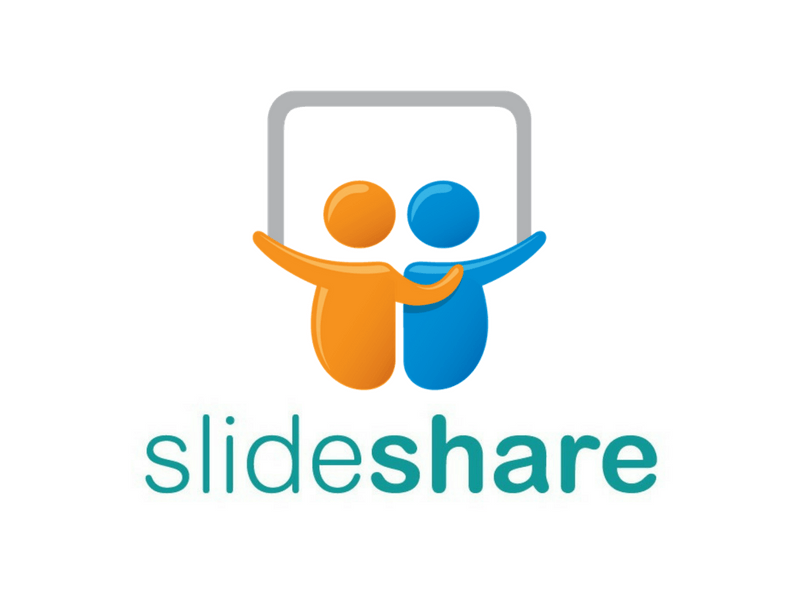 Image result for slideshare logo