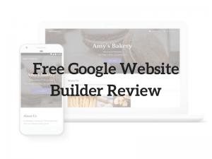 Free Google Website Builder Review