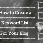 How to Create a Keyword List