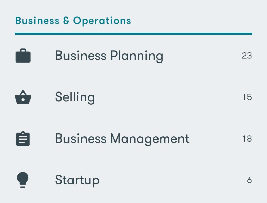 Business and Operations