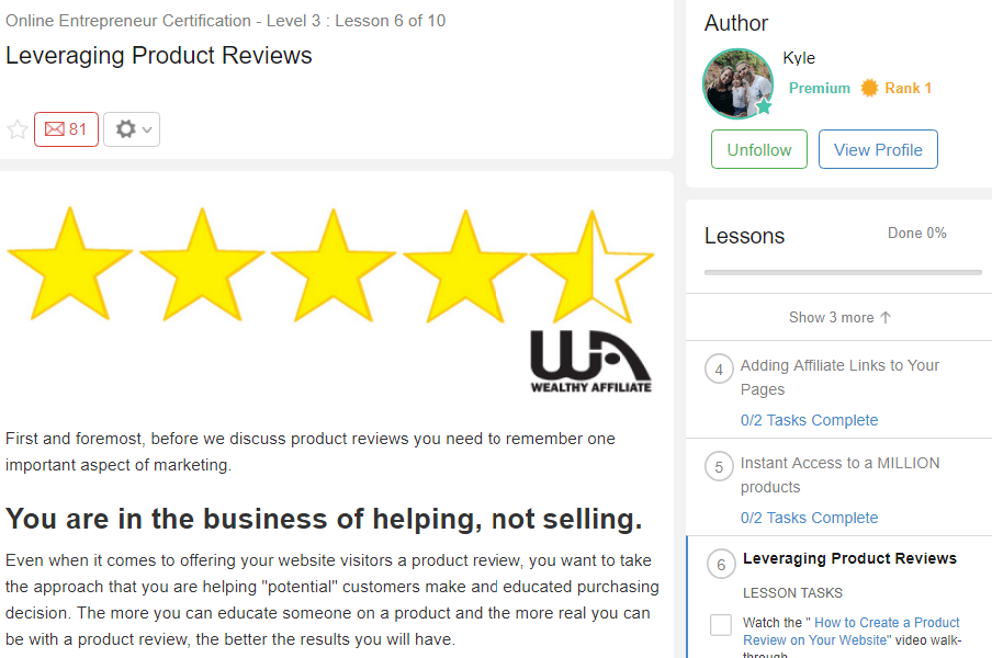 How to Write Product Reviews On Products You Own