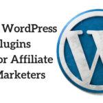 WordPress Plugins for Affiliate Marketing